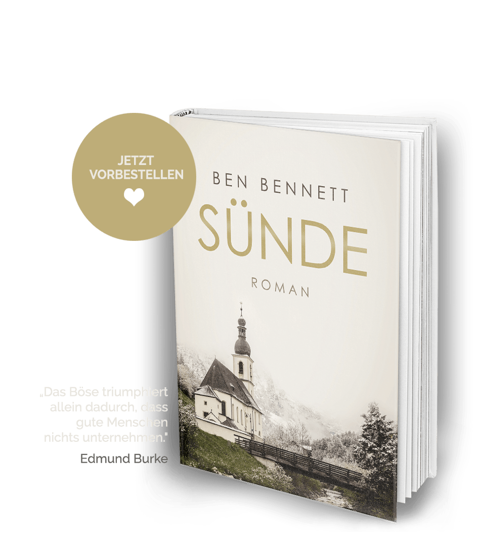 Ben Bennett - deutscher Schriftsteller