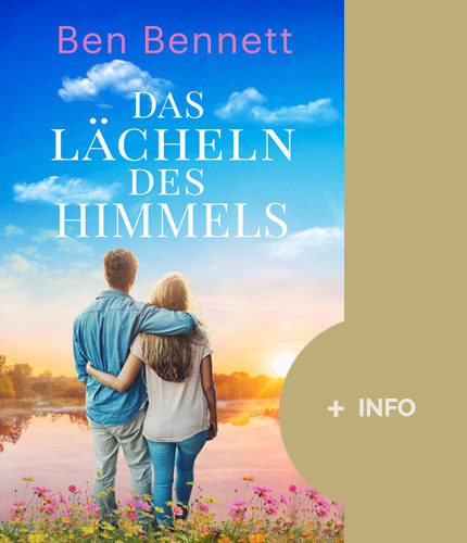 Ben Bennett - Schriftsteller - Buch cover - Das-Lächeln des Himmels